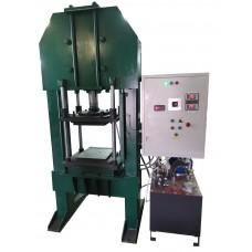 Электрогидравлический термопресс ЭГТП-300/50