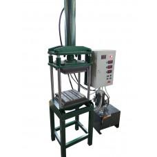 Электрогидравлический термопресс ЭГТП-350/20