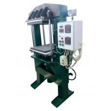 Электрогидравлический термопресс ЭГТПМ-500/300