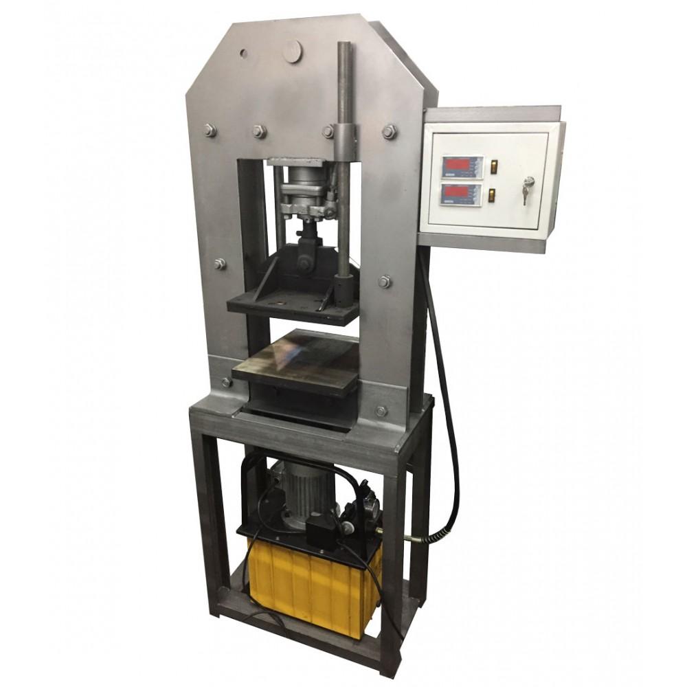Электрогидравлический термопресс ЭГТПМ-500