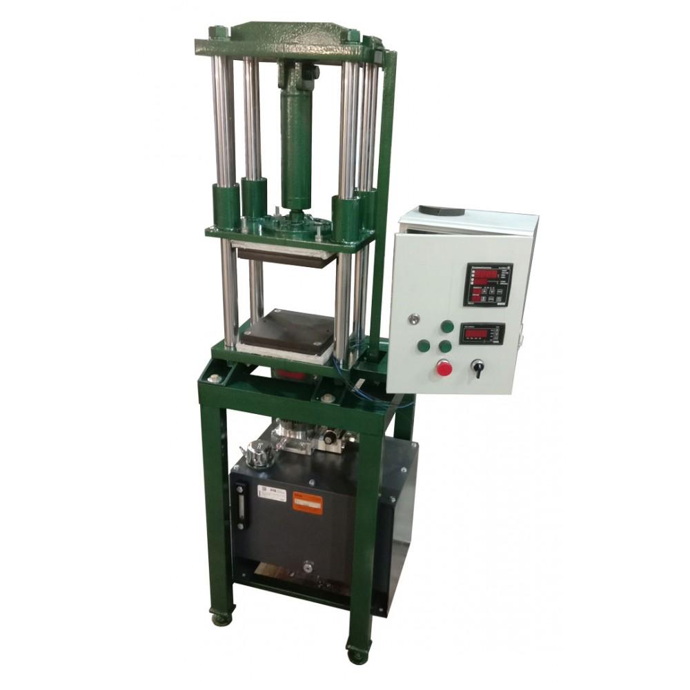 Электрогидравлический термопресс с программным управлением ЭГТППУ-250