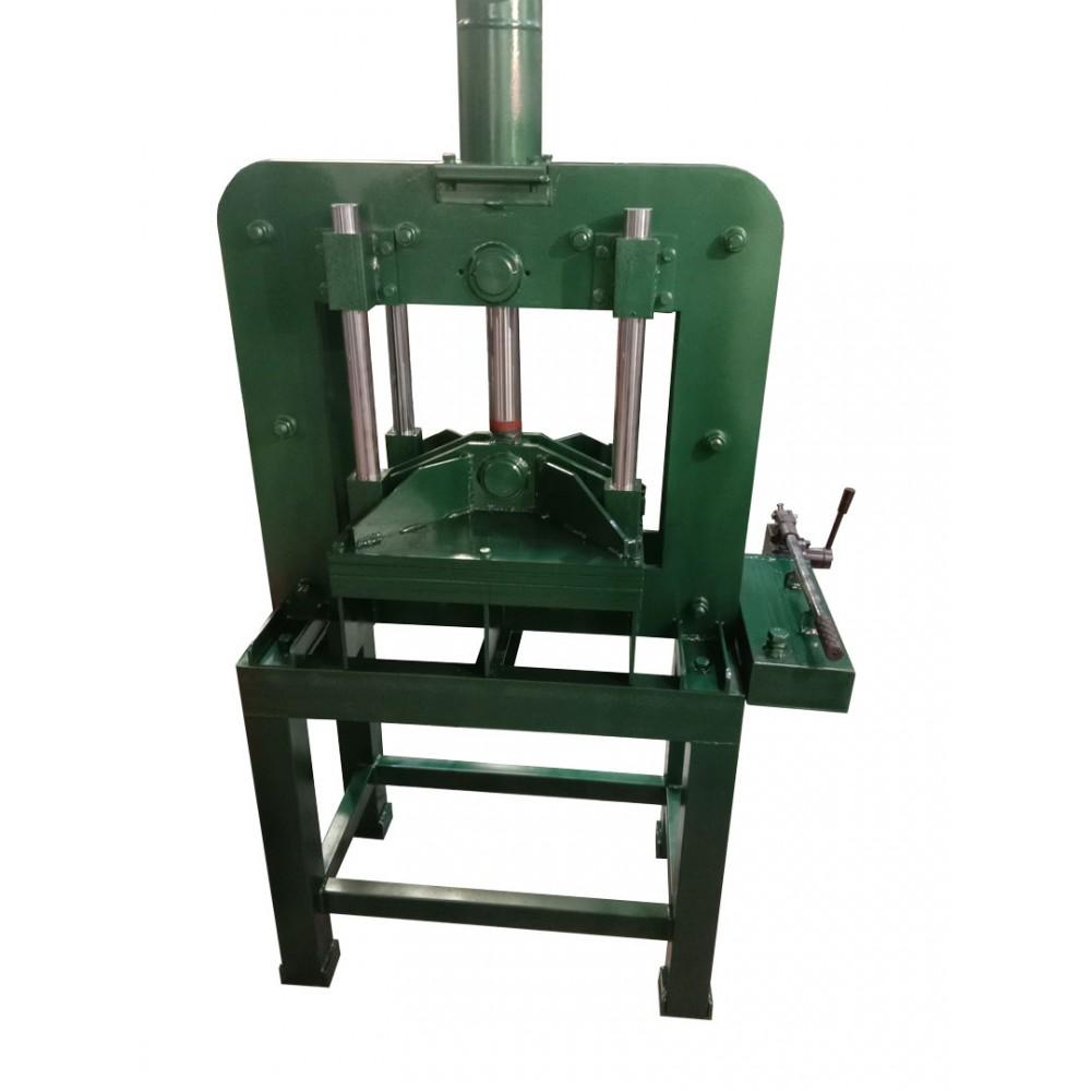 Пресс гидравлический обжимной на подставке ПГОП-400/200