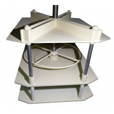 Пресс обжимной ПВО-1000/500
